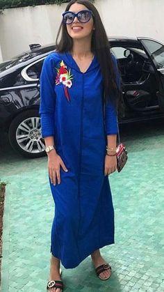 Morrocan Dress, Moroccan Caftan, Arab Fashion, Womens Fashion, Modele Hijab, Oriental Dress, Abaya Designs, Couture, Indian Designer Wear