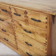 James at Wood By Wright built this large dresser and finished it with Waterlox. Check out how he finished it! https://youtu.be/6IFrXqQ0QnE
