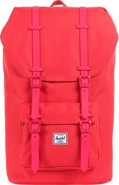 Herschel Supply Co. Little America Laptop Backpack Salmon - #Herschel #backpacks #herschelgirlbackpacks #guys #girls #herschelforschool #herschel