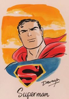 Golden age Superman by Darwyn Cooke Comic Book Artists, Comic Artist, Comic Books Art, Superman Stuff, Superman Family, Dc Comics, Dc Characters, Smallville, Dc Heroes