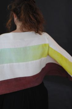 Uk Shop, Sustainable Fashion, Flow, Lime, Textiles, Dance, Sweatshirts, Sweaters, Handmade