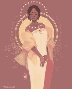 a josie josie will always be art nouveau to me tbh - credit to xfreischutz.tumblr.com