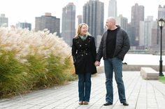 Darren and Kate: Long Island City, New York – New York Engagement ...