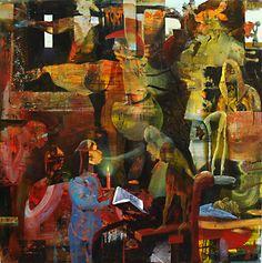 Peter Esdaile, Norwegian artist Eye Candy, Artist, Painting, Image, Kunst, Painting Art, Paint, Draw, Amen