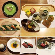 Omakase at Kusakabe in San Francisco #sushi #food #foodporn #japanese #Japan #dinner #sashimi #yummy #foodie #lunch #yum