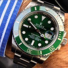 HULK @thecigarstrategist | http://ift.tt/2cBdL3X shares Rolex Watches collection #Get #men #rolex #watches #fashion