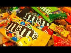 New! M&M's Candy and Sweets