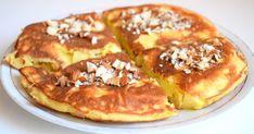 Food Inspiration, Breakfast Recipes, Pancakes, French Toast, Food And Drink, Tasty, Pierogi, Fitness, Desserts
