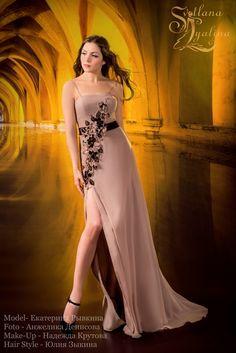 Evening dress Vendi from Svetlana Lyalina