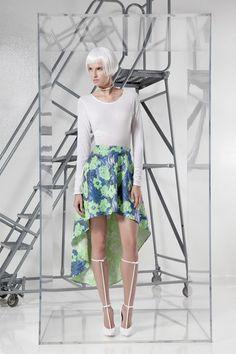 Ireland Hi-Lo Skirt by ALEXIS on @HauteLook