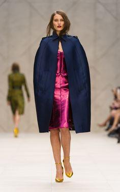 The Burberry Prorsum Womenswear Spring/Summer 2013 Show