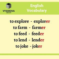 #English #learningenglish #language #vocabulary English Speaking Practice, Advanced English Vocabulary, English Language Learning, English Class, English Lessons, Teaching English, Learn English, English Writing, English Words