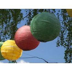 Family Art Project: Lanterns for Summer Bronx, NY #Kids #Events