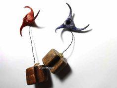 Jenny Pepper - Feltmaker - Felt Making Gallery Felt, Stuffed Peppers, Drop Earrings, Gallery, How To Make, Jewelry, Fashion, Moda, Felting