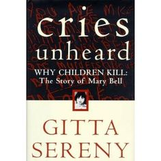 Cries Unheard: Why Children Kill: The Story of Mary Bell - this book is about Mary Bell, a 10 year old girl who killed two young toddlers in her Newcastle neighborhood in 1968. The abuse this child had suffered was never disclosed at trial and she was imprisoned for many years as a criminal. Amazing she managed to emerge fairly whole and raise her own balanced family. Absolutely riveting.