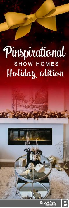 We now have a pinspirational show home in all 5 of our great communities. From our Industrial Glam duplex in Edgemont to our newest Modern Millennial townhome in Paisley. There is sure to be something for everyone. Visit bookfieldDIY.com today to start getting inspired.