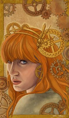 Florence and the Machine by jackieocean.deviantart.com on @deviantART