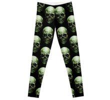 Leggings #evil #eyes #gothic #horror #demon #monster #rockabilly #terror #creepy #skeleton
