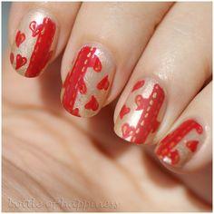 Wibo Your Fantasy 268 + acrylic paint #nails #nailart