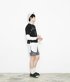 SEWING BOUNDARIES 2014 S/S LOOKBOOK > Lookbook | 힙합퍼|거리의 시작 - Now, That's Street