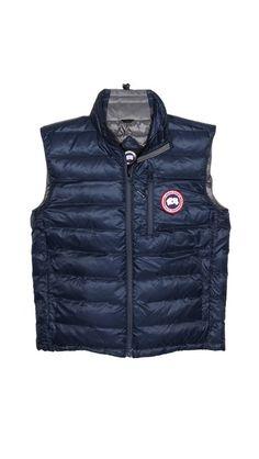 I need Canada Goose vest, coat, gloves, ahhhh everything.