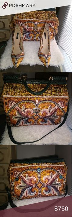 Women Handbag Brand new authentic Dolce and Gabbana classy women hand bag Dolce & Gabbana Bags Satchels