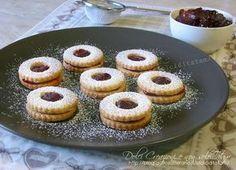 Biscotti Occhio di Bue | ricetta facile senza uova