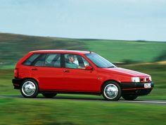 1991–93 Fiat Tipo 2.0 i.e.16V UK-spec