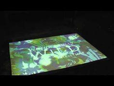 "Interactive floor ""Liberty's London"""