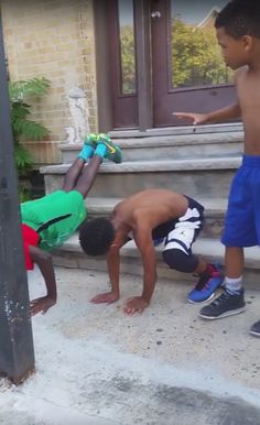 """Virales Video """"Junger, süßer Personaltrainer aus Jamaica wird viral"""""""