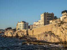 La Corniche, à Marseille
