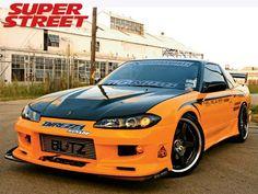 556 horsepower Nissan turbo powered by a and a GReddy turbocharger. Nissan S15, Nissan 240sx, Tuner Cars, Jdm Cars, Nissan Infiniti, Nissan Silvia, Japan Cars, Sweet Cars, Amazing Cars