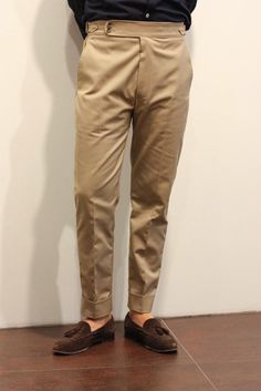 Pant style