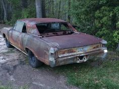 Chevrolet Chevelle, Chevy, Chevelle Ss For Sale, Project Cars For Sale, Rusty Cars, Abandoned Cars, Unreal Engine, Barn Finds, Ghost Towns