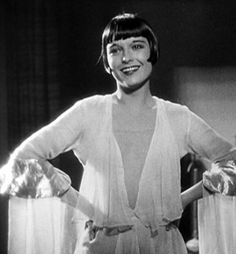 1920's The Silent Era - Louise Brooks