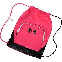 Nike Jordan Pink Drawstring Bag | Back To School | Pinterest ...