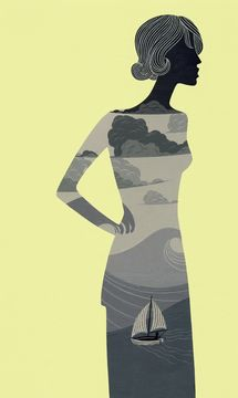 Turmoil by Nick Dewar | Thumbtack Press: Authentic. Affordable. Art.