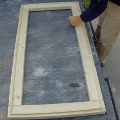 Chimney rebuild part 3 – The cap – Boss Masonry & Tile