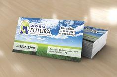 Cartão de Visita Agro Futura