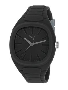Puma Bubble Gum - L Black Herrenuhr