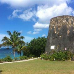Hawksbill Resort in Antigua.  37 acres of incredible beauty!
