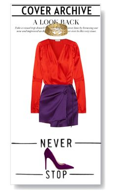 """cover archive"" by campaclara on Polyvore featuring moda, Attico, Prada y Chanel"