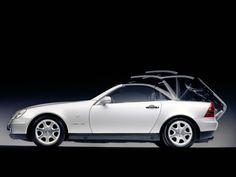 Mercedes-Benz SLK-Klasse (R170) '1996–2000