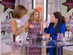 Video on TODAY.com: TODAY style editor Bobbie Thomas shows Kathie Lee and Hoda a collection of simple and convenient beauty sticks that will help smooth your skin and brighten your eyes.