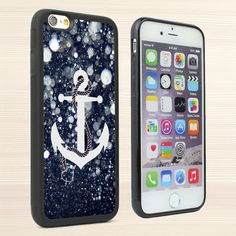 Love Anchor Silicone Case Cover for Iphone 6s 6 Plus Iphone 7 & 7 Plus 5S SE…