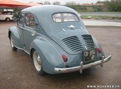 Renault 4 CV Sport-berline 1955