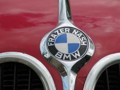 Frazer Nash BMW radiator badge