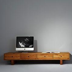 TV Board Case 3 Wild Oak 200x40, 689€, now featured on Fab.