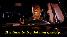 """He has great taste in car sing-along jams. 