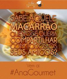 www.facebook.com/AnaGourmet